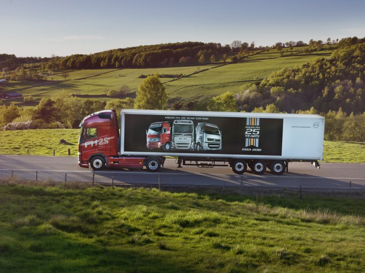 Volvo Trucks entrega el FH 1 millón.