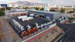 Nuevas instalaciones de Volvo Trucks en Murcia