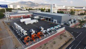 Volvo Trucks inaugura nuevo concesionario en la región de Murcia.