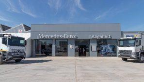 Nuevo concesionario de Mercedes-Benz en Málaga del Grupo Angal.