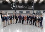 Autoprima inaugura un nuevo concesionario Mercedes-Benz en Catellón