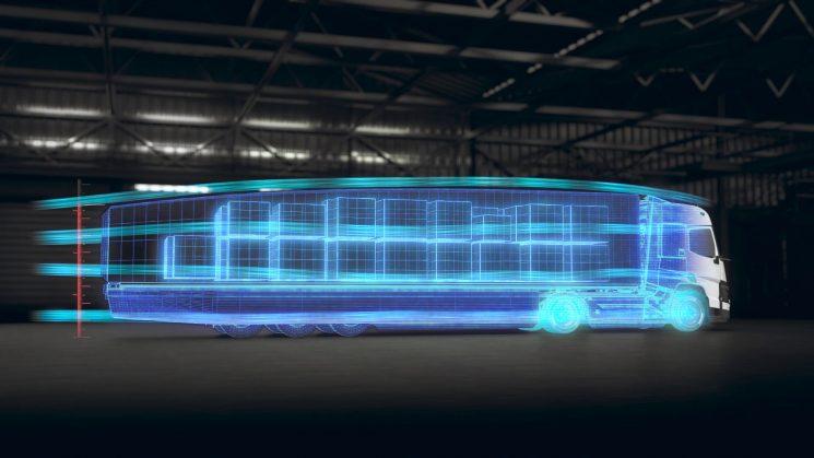 Renault Trucks espera conseguir un 13% de ahorro de combustible con su vehículo de pruebas Optifuel Lab3