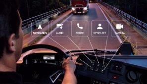 Roadpad es el nuevo sistema de comunicación a bordo de Renault Trucks.