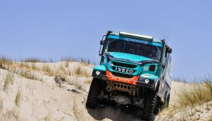 El Equipo Petronas de Rooy Iveco participará en el 41ª Dakar con cuatro Iveco Powerstar.