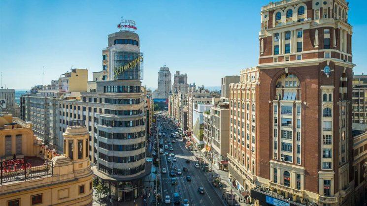 Desde el 23 de novoembre hasta el 7 de enero restricciones a la circulación en el centro de Madrid
