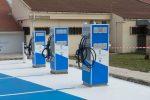 Nissan comienza la instalación de la red de carga rápida para vehículos eléctricos