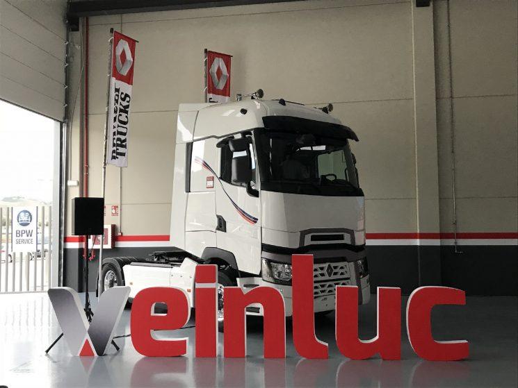Renault Trucks inaugura un nuevo punto de red en Málaga: Veinluc Antequera