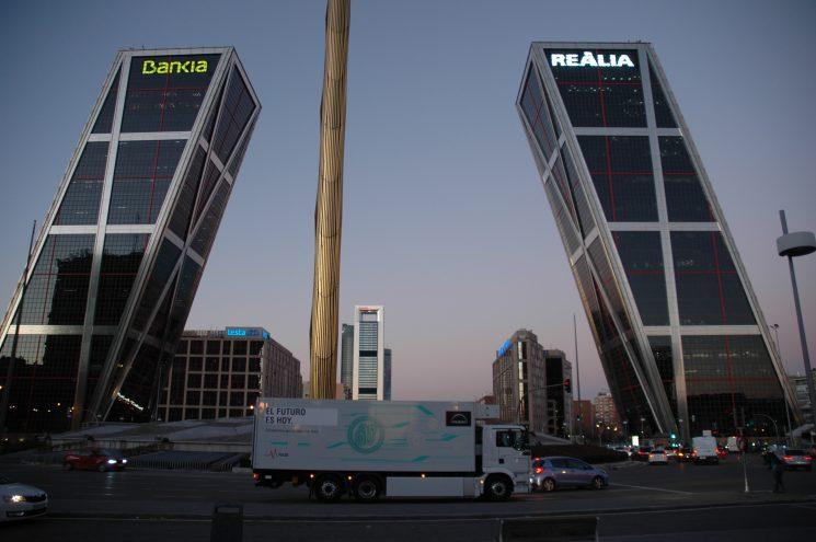 MAN nos acerca el futuro con un TGM 100% eléctrico que hemos podido probar en Madrid.