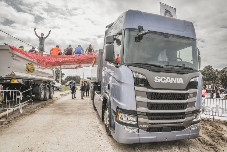 Scania pone en marcha la Carrera del Transporte 2019
