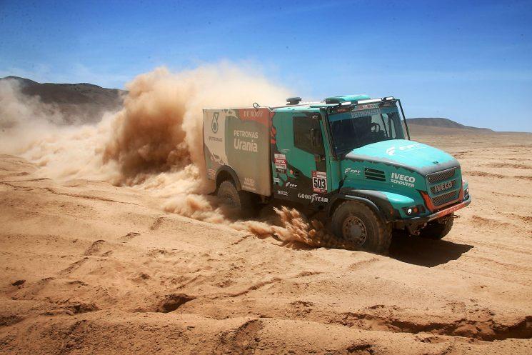 Dakar 2019, cinco primeras etapas.