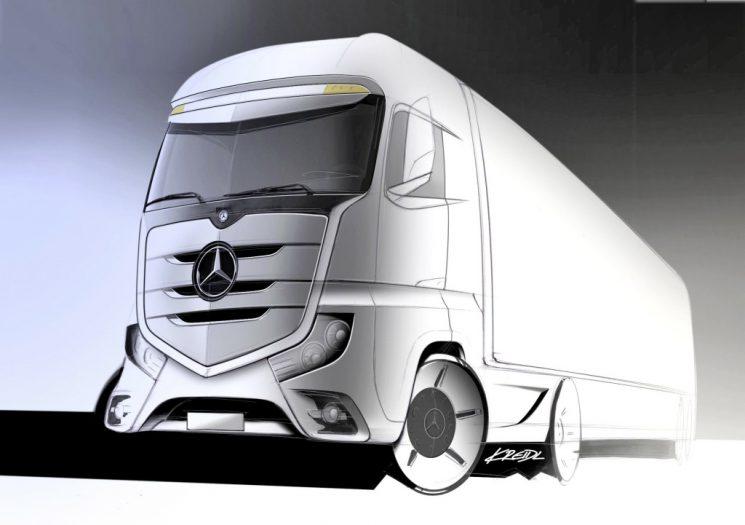 Ya está todo en marcha en Europa para la modificación de la Directiva de pesos y dimensiones para permitir cabinas más largas con un coeficiente aerodinámico mejorado.