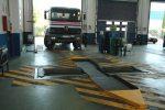 Las pruebas de frenado de los camiones en la ITV van a dejar de ser un conflicto