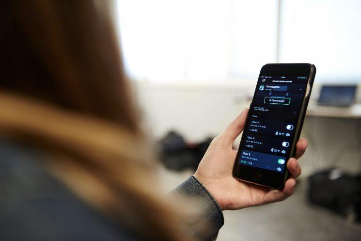 Scania lanza la app Scania Start para un mejor conocimiento de las funcionalidades y sistemas del camión.