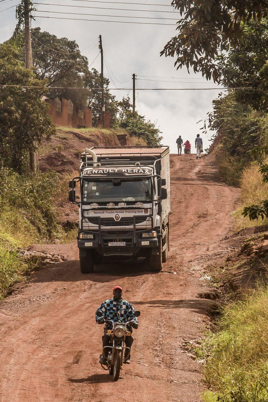 Renault Trucks renueva su colaboración con el Programa Mundial de Alimentos.