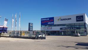 MAN inaugura nuevas instalaciones en Burgos de la mano de Eurocam