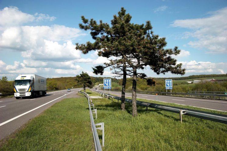 La DGT tiene en trámite sumar 30 kilómetros más en Castellón a la N340 prohibidos a la circulación de camiones.