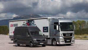 Garantía de Movilidad MAN de serie en la TGE y en los camiones con MAN ComfortSuper.