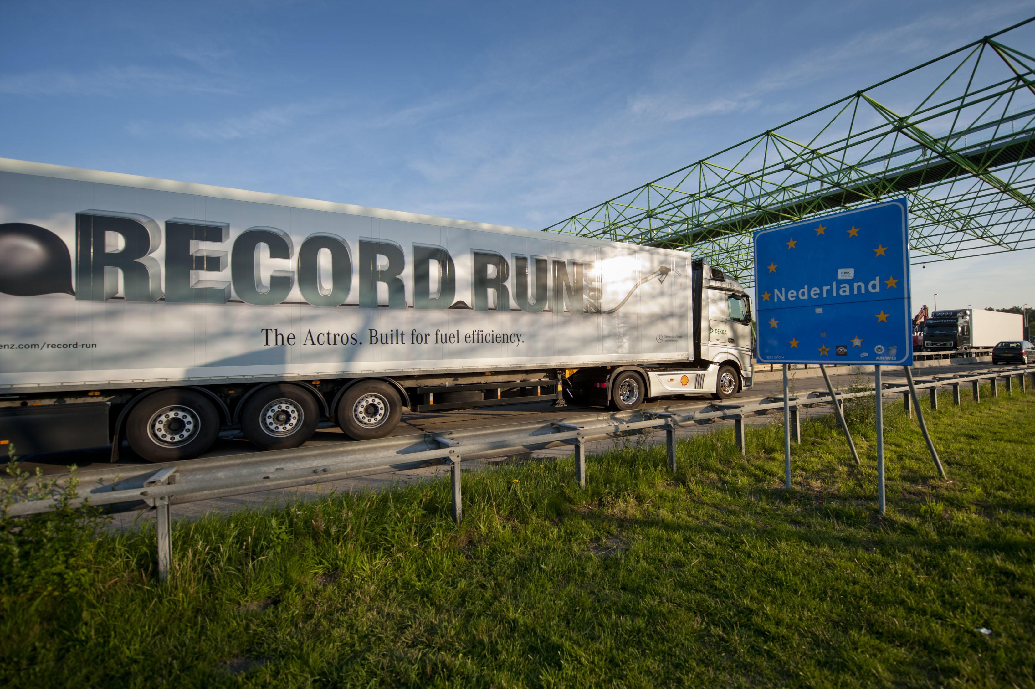 El Parlamento Europeo cambia la regulación del transporte internacional