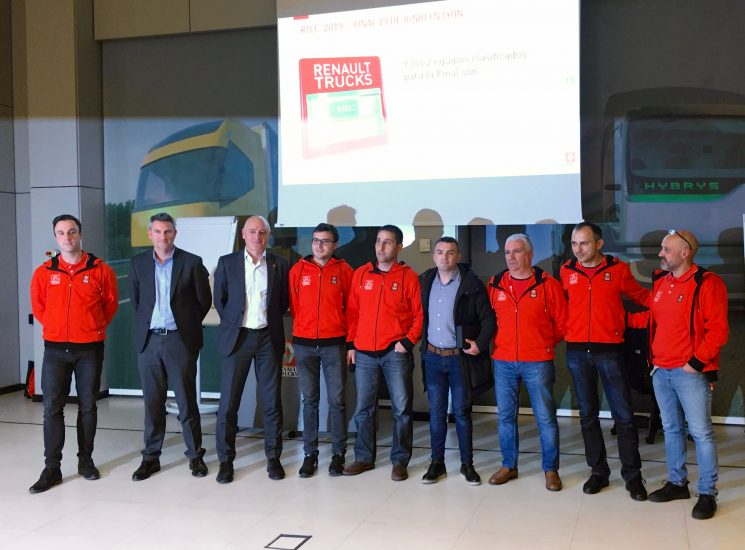 La semifinal española de RTEC la ha ganado el equipo de Talleres Craf Orense que representará a España en la final de Lyon del 18 al 20 de junio.