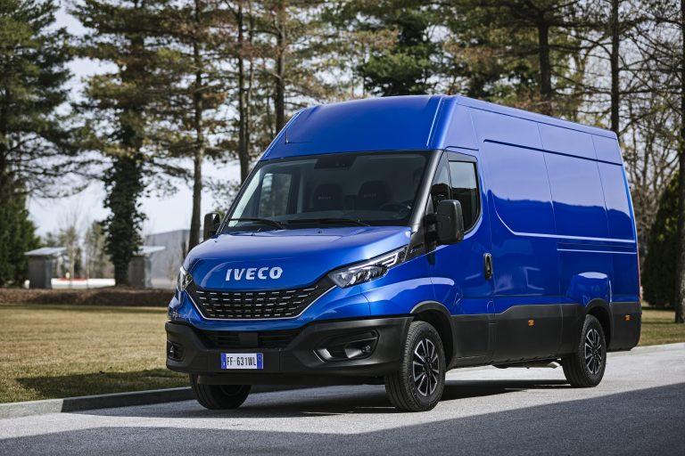 Una nueva Iveco Daily más eficiente y segura
