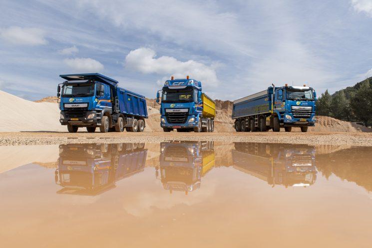 DAF refuerza su oferta de vehículos rígidos