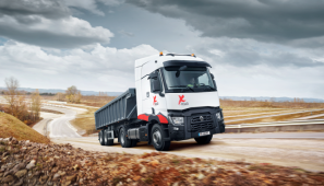 Renault Trucks pone en marcha una campaña del T-X-Road por 698 euros/mes hasta fin de existencias.