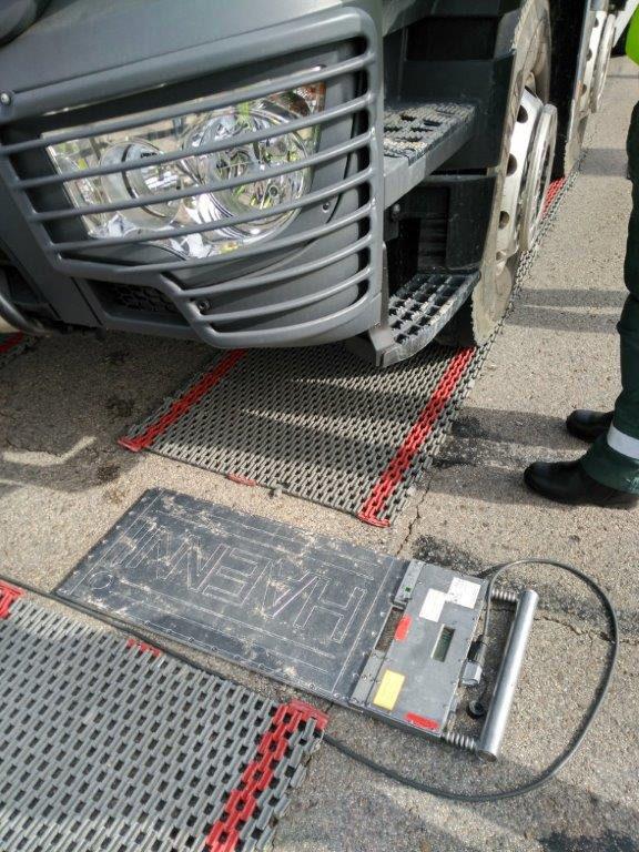 Los resultados de la inspección de transporte 2018 hacen temer por la honorabilidad por el tipo de infracciones más cometidas.