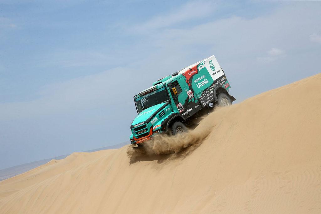 En 2020, la edición 42 del Dakar, se va a disputar en el desierto y las dunas de Arabia Saudí.
