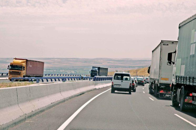 Fomento ha puesto en marcha el proceso para la ampliación de la A1 en Madrid, del kilómetro 26 al 42.