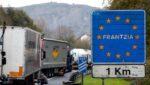Los vehículos con tacógrafo analógico tienen que registrar ya los cruces de frontera manualmente