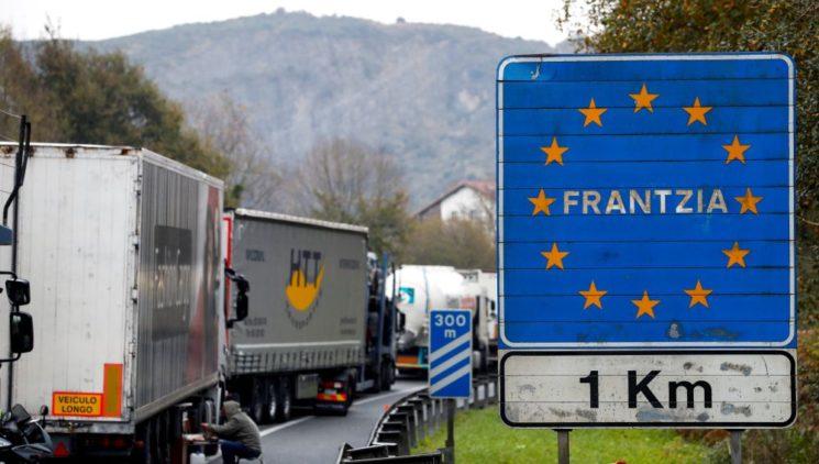 Francia se plantea cerrar la frontera con España por los rebrotes del Covi19.