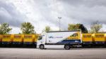 Un eActros comienza a circular en Stuttgart de la mano de Dachser
