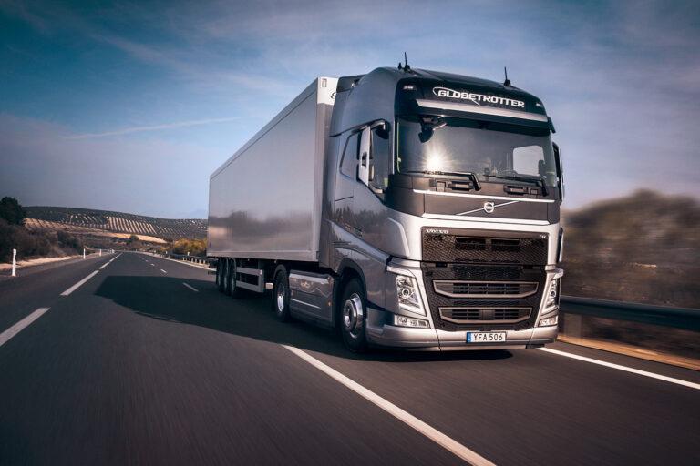 Volvo FH con I-Save