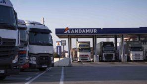Andamur renueva su imagen y actualiza sus estaciones de servicio.