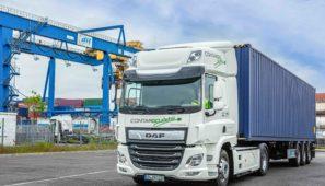 La gama CF de DAF ha sido reconocida por partida doble: el DAF CF Electric ha recibido el Green Truck Logistics Solution, mientras que la serie DAF CF Construction ha ganado el premio Top Bau Truck.