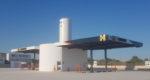HAM inaugura una gasinera para camiones en Villarreal