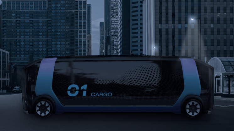 Scania ha presentado el prototipo NXT para un transporte urbano modular, mercancías y pasajeros, eléctrico y autónomo.