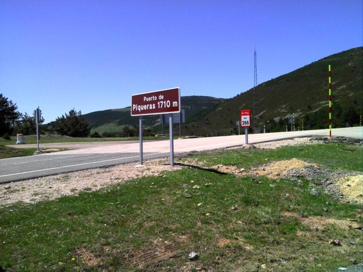 Las obras de mejora en el túnel de Piqueras en la N-111 obligan a realizar cortes al tráfico hasta el 20 de junio.