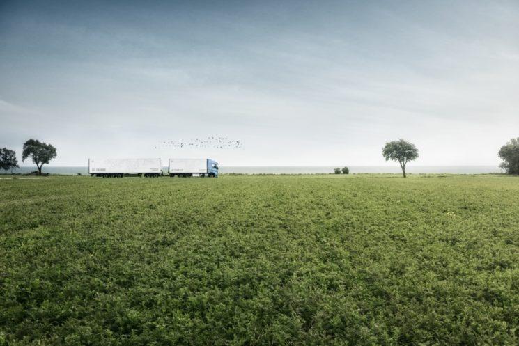 """Volvo Trucks trabaja en diferentes soluciones para conseguir un futuro """"cero emisiones"""" del transporte."""