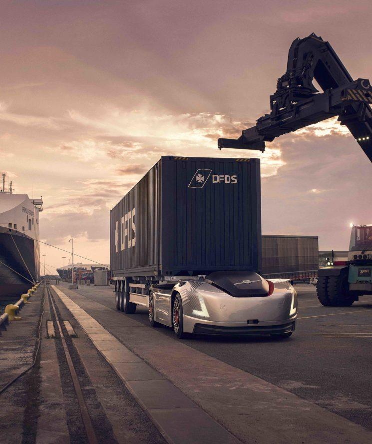 Volvo ha puesto en marcha VERA en una aplicación real de transporte autónomo, eléctrico y conectado.