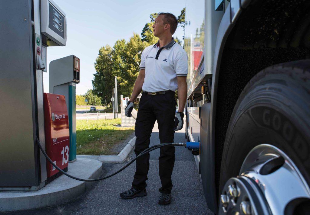 La basura doméstica puede convertirse en combustibles sostenibles como bioetanol, biogas o biodiesel que reducen las emisiones de CO2 casi por completo.