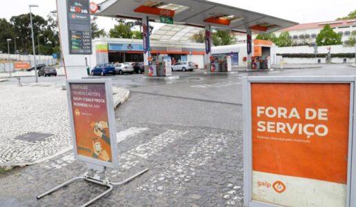 Nueva huelga de transporte de combustible en Portugal