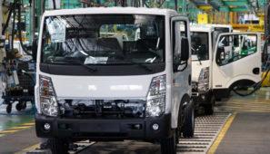 La planta de Ávila de Nissan deja de producir el NT400 Cabstar para pasar a transformarse en un centro especializado en fabricación y distribución de recambios para los vehículos de la Alianza Renault-Nissan-Mitsubishi.