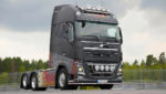 Volvo Trucks subasta el Swedish Metal