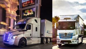 Daimler Trucks&Buses, matriz de Mercedes-Benz, ha firmado un acuerdo con la empresa china CATL para que le suministre los módulos de celdas de las baterías de litio necesarias para equipar sus camiones pesados eléctricos, eActros y Freightliner, para 2021.