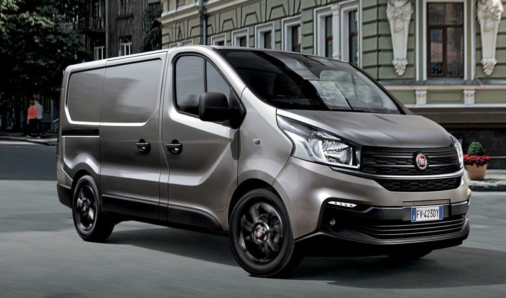 Llega el nuevo Fiat Talento con motores Euro 6 D de dos litros que permiten ahorrar hasta un 11% en relación con el anterior motor de 1.6 litros.
