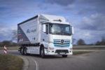 Todos los camiones de Mercedes-Benz serán cero emisiones en 2039