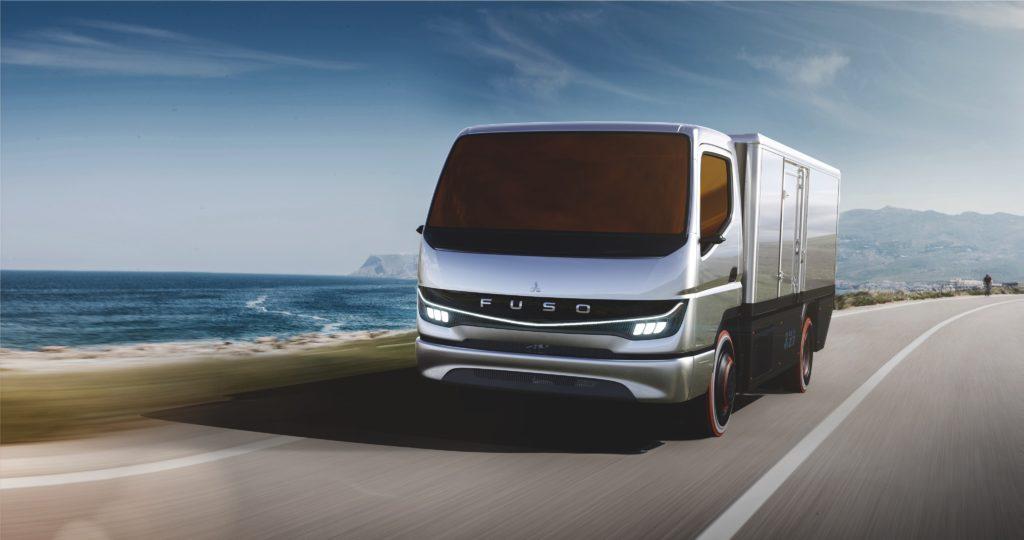 Para finales de la década 2020, Daimler contará con camiones de hidrógeno.