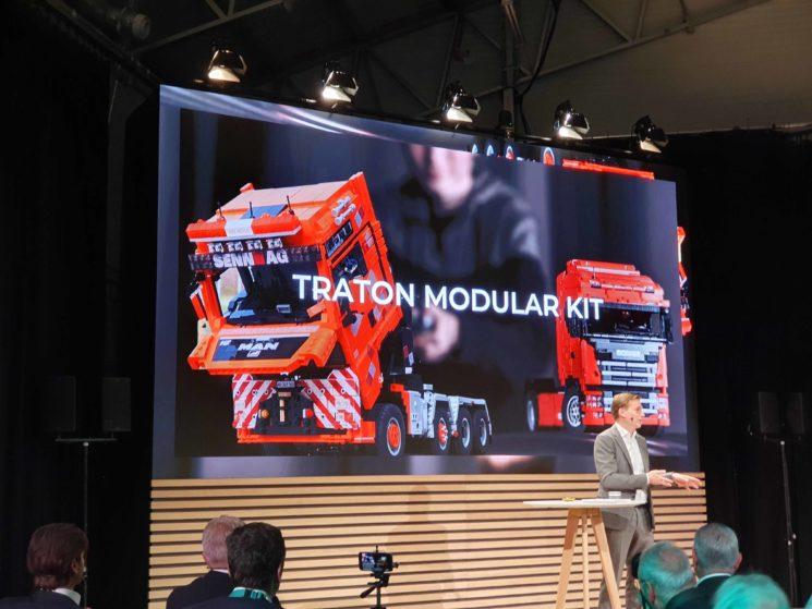 MAN anuncia una nueva gama pesada, sustituta del TGX, para febrero de 2020 en el Innovation Day del Grupo Traton que se ha celebrado en Estocolmo.
