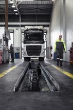 Campaña de revisión de camiones gratuita de Volvo Trucks